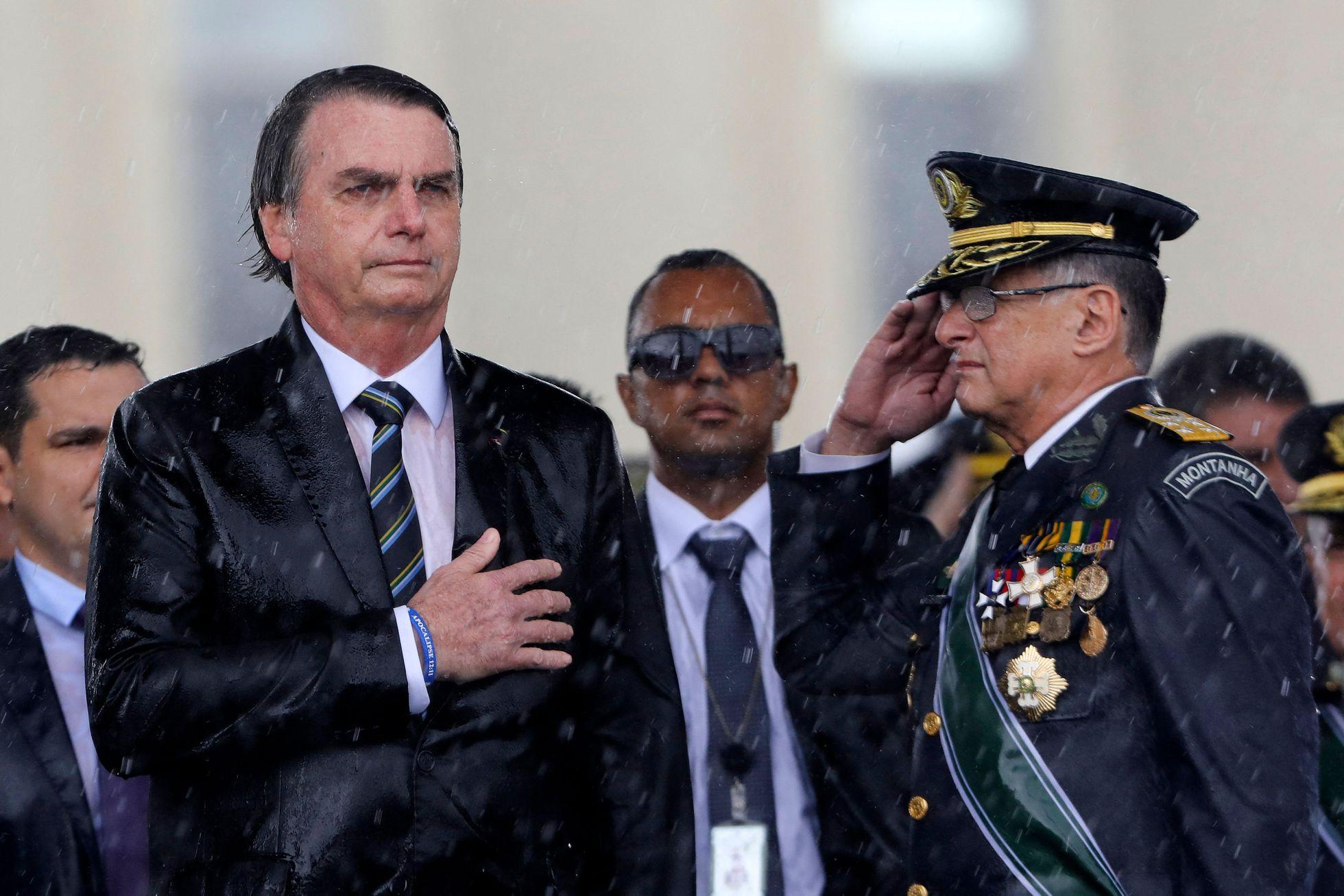Bolsonaro y su Partido MILITAR ¿Autogolpe?
