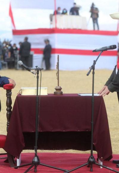 Perú: Del susto al sometimiento