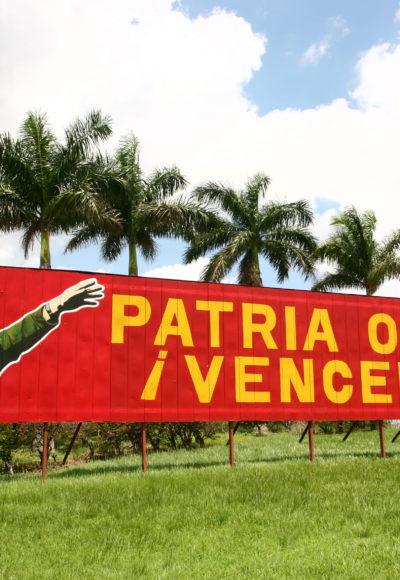 Nueva página en la revolución cubana